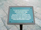 link to view of sign in park